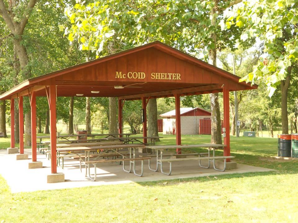 McCoid Shelter